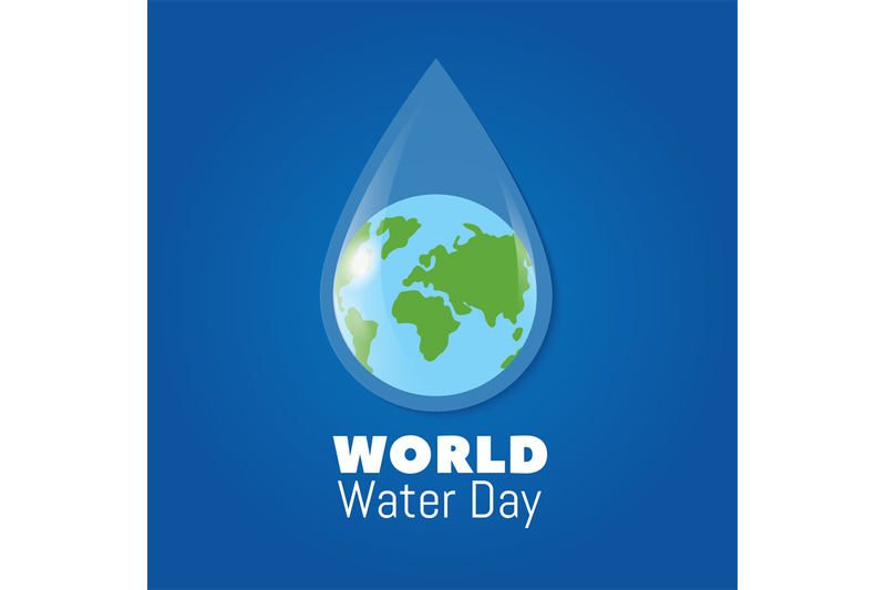 world-water-day-poster-earth-in-clear-water-drop-save-water-vector-b