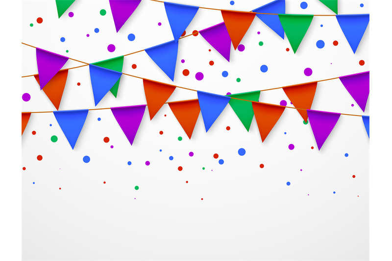 party-flag-garland-with-confetti-kids-birthday-circus-carnival-fiest