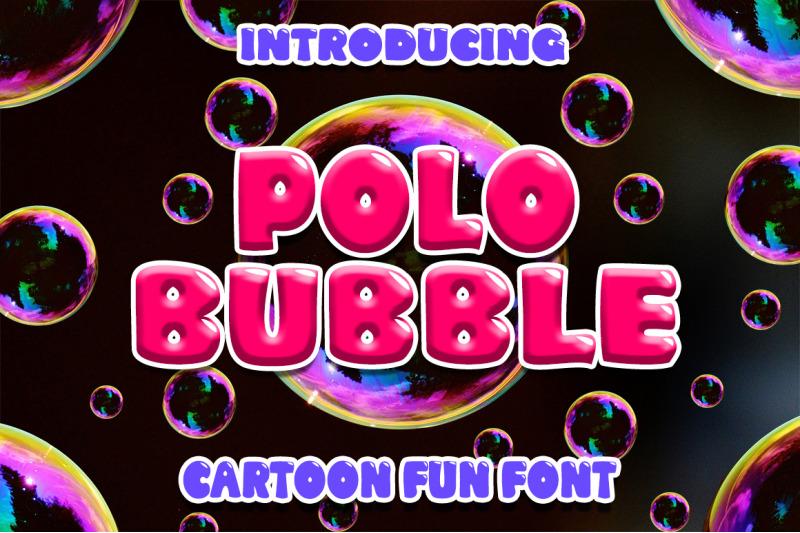 polo-bubble