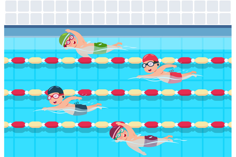kids-swim-childrens-swimming-competition-in-pool-sports-athletics-ch