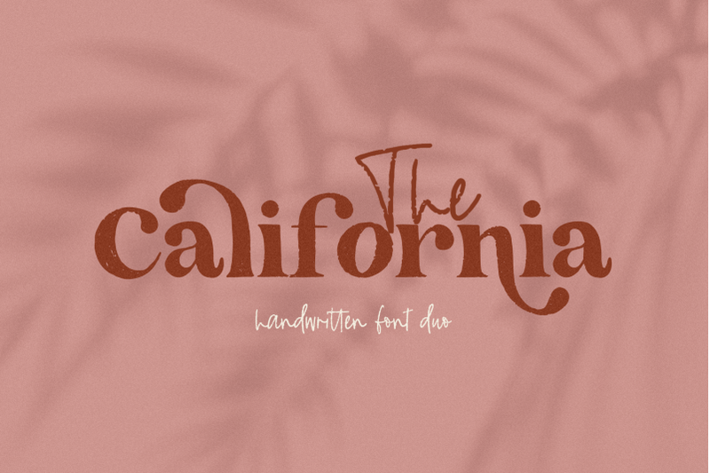the-california-handwritten-serif-duo