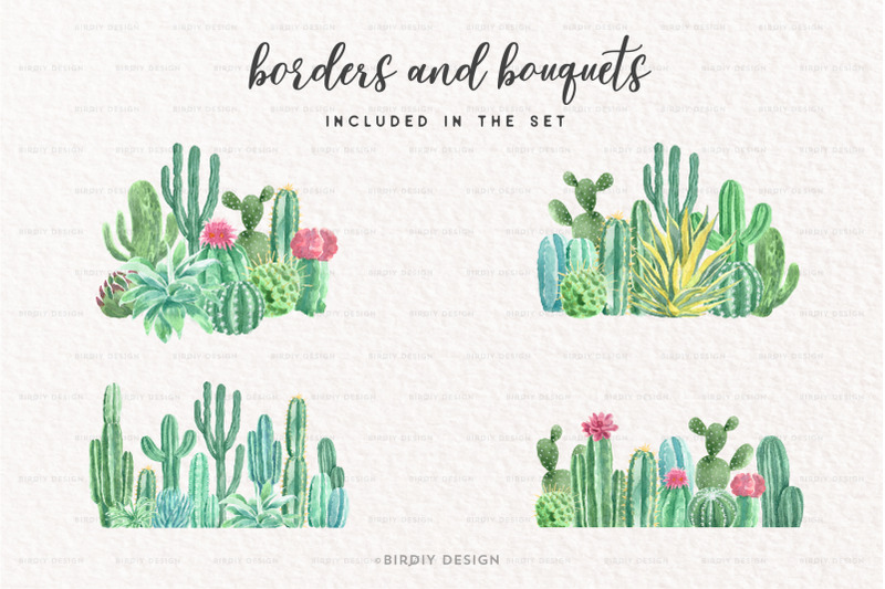 watercolor-cactus-and-succulents-2