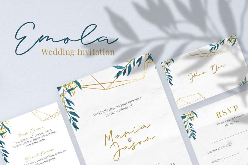 emola-watercolor-wedding-invitation