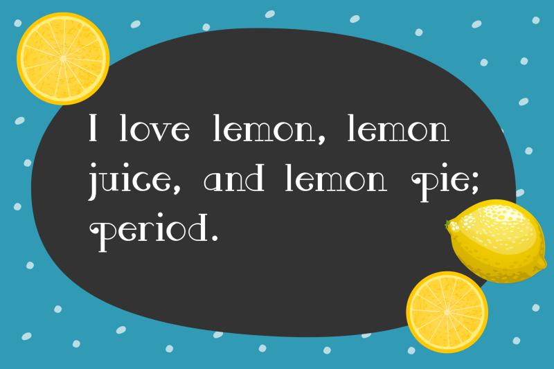 lemon-candy-font
