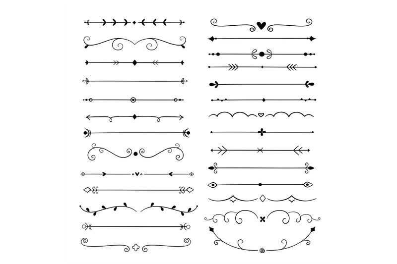 hand-drawn-dividers-line-design-elements-vintage-borders-calligraphi
