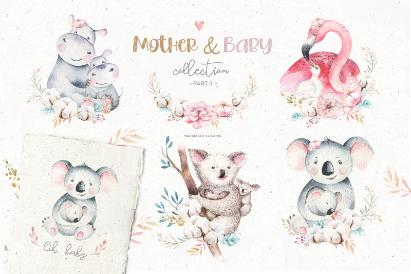 baby-amp-mom-cute-collection
