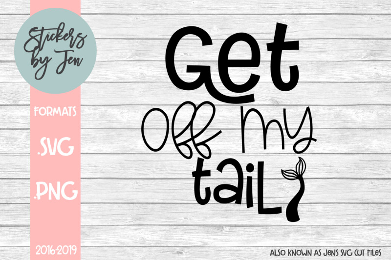 get-off-my-tail-svg