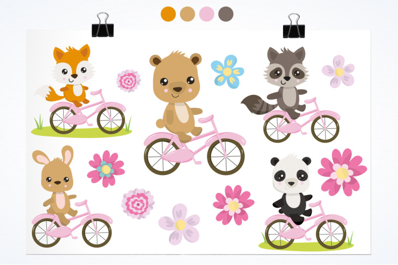 animal-bicycle-graphic-and-illustration