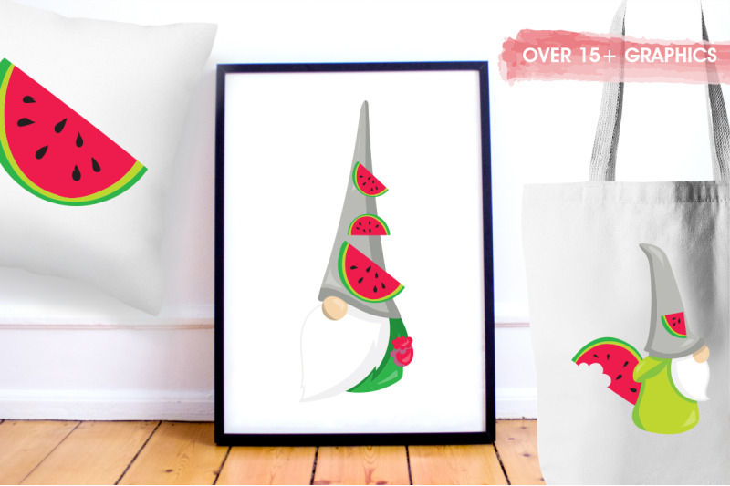 watermelon-gnomes-graphic-and-illustration