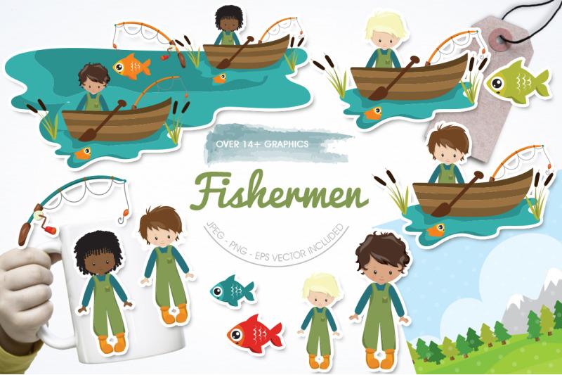 fishermen-graphic-and-illustration