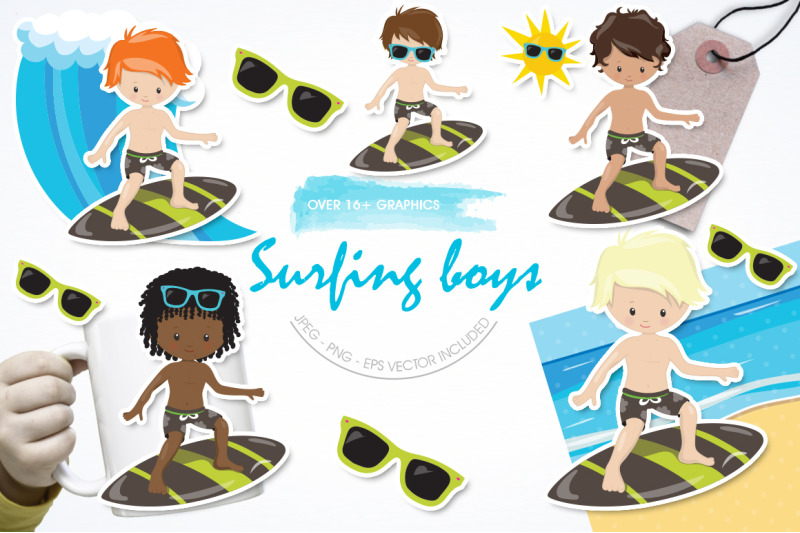 surfing-boys-graphic-and-illustration