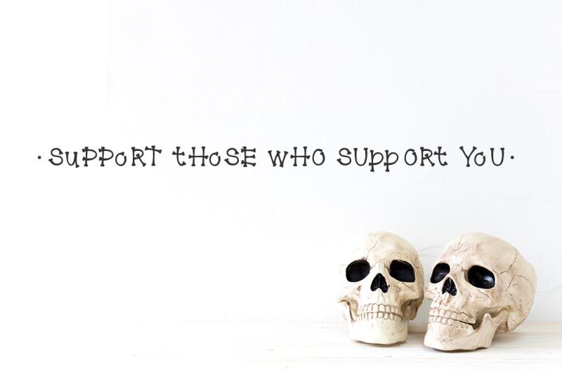 bone-font