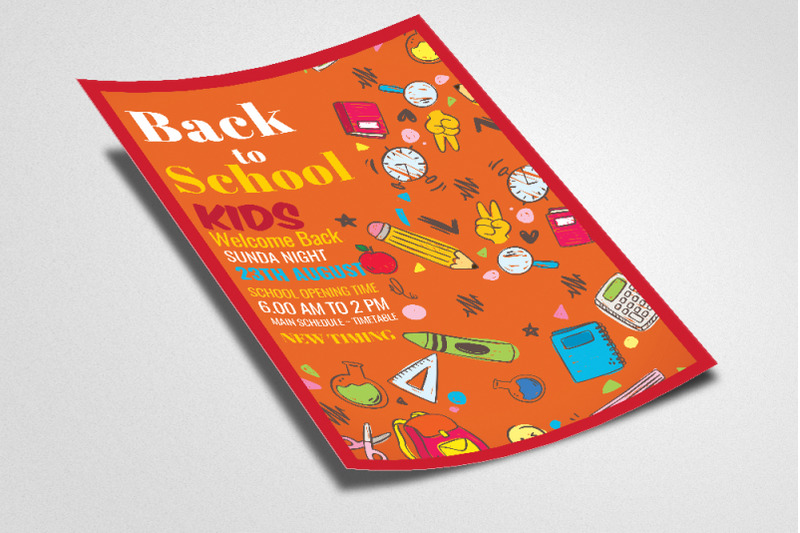 back-2-school-flyer-template