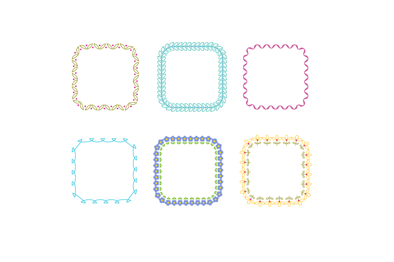 decorative-circle-frames