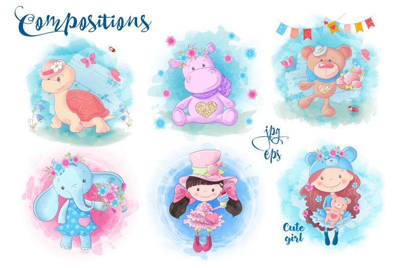 cute-characters-vector-clip-art