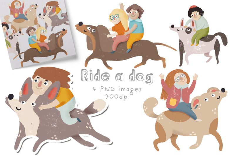 how-to-ride-a-dog