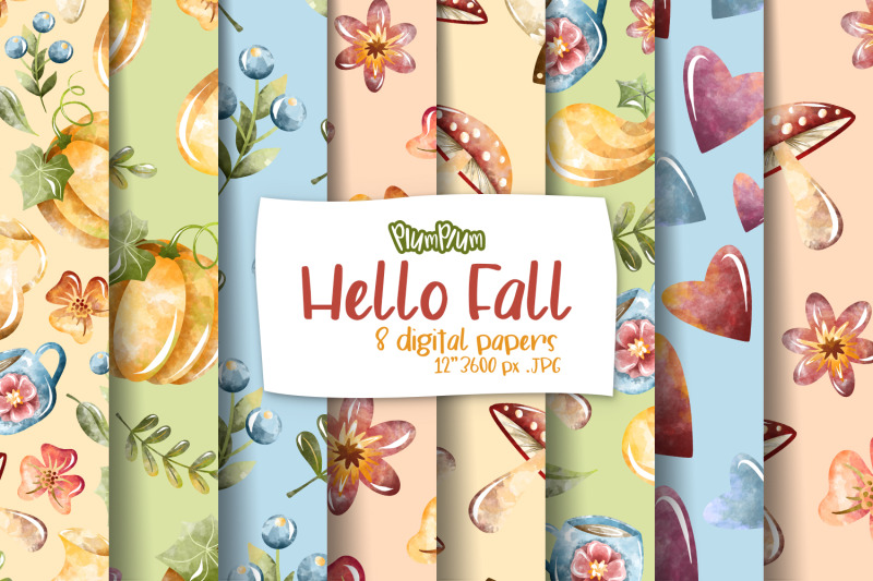 fall-digital-papers