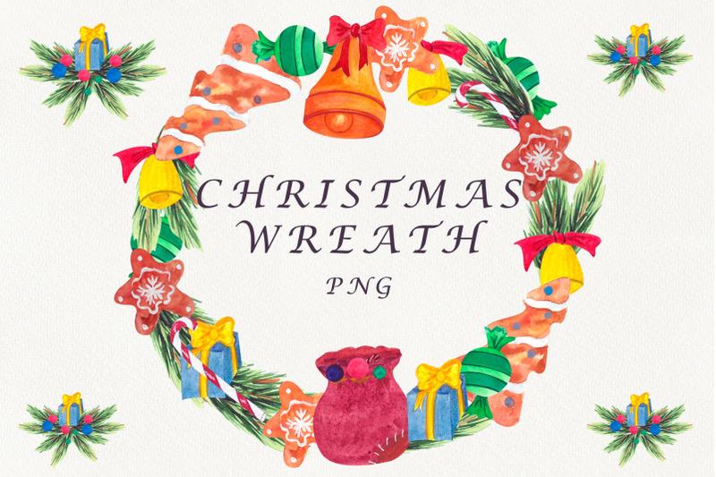 christmas-wreath-holiday-wreath