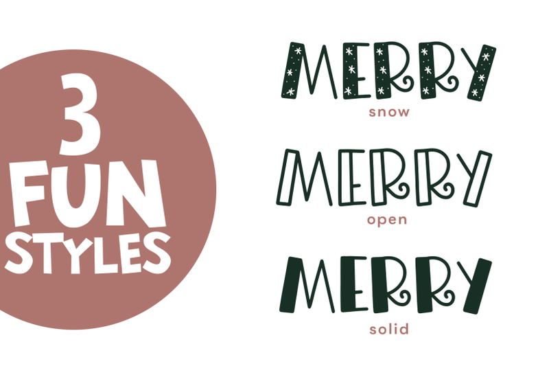 merry-merry-a-fun-handwritten-font-in-three-styles