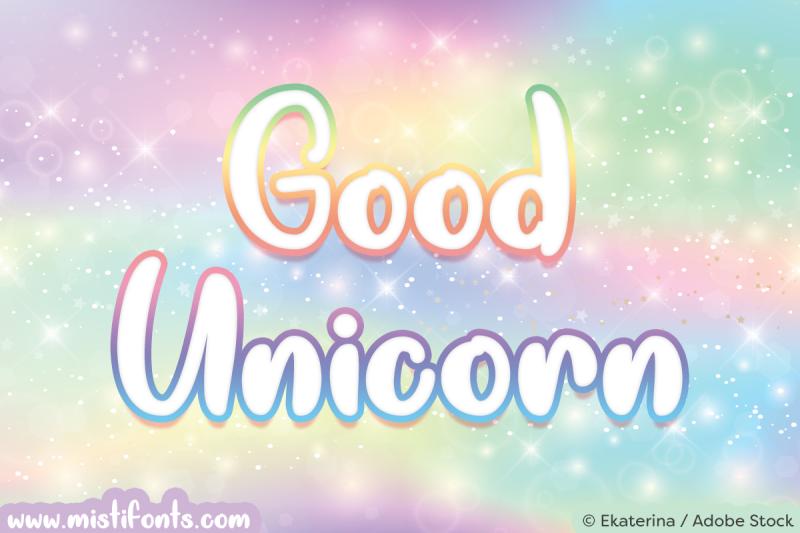 good-unicorn