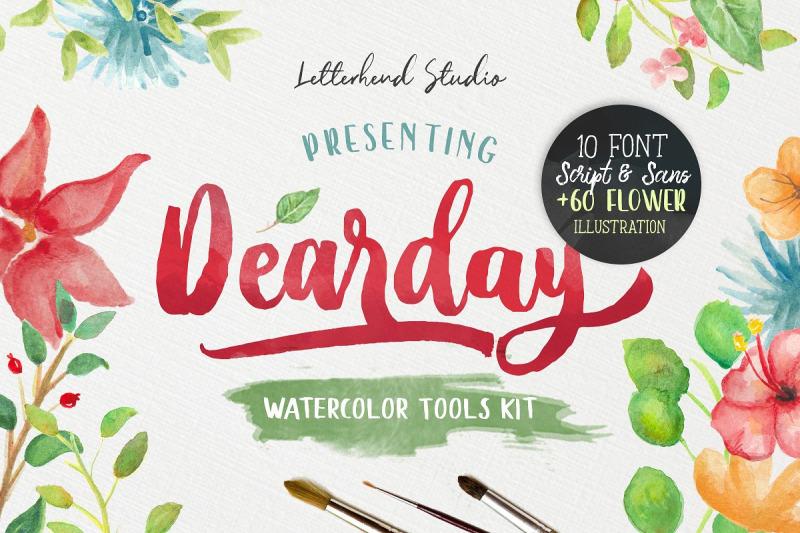 dearday-watercolor-toolbox
