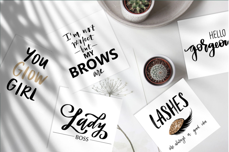 quotes-brows-lashes-makeup-lady-boss