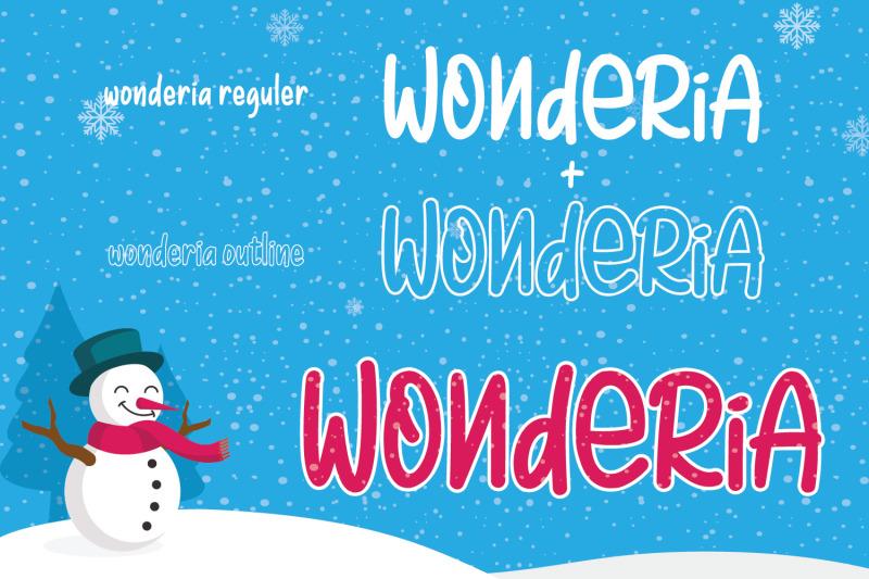 wonderia