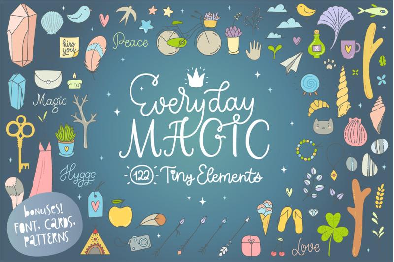 everyday-magic-vector-set-bonuses