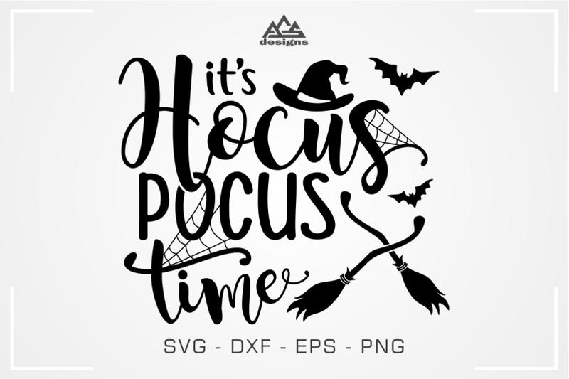 it-039-s-hocus-pocus-time-witch-halloween-svg-design