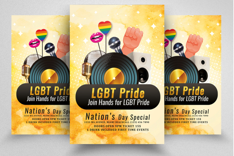 lgbt-pride-night-flyer-poster