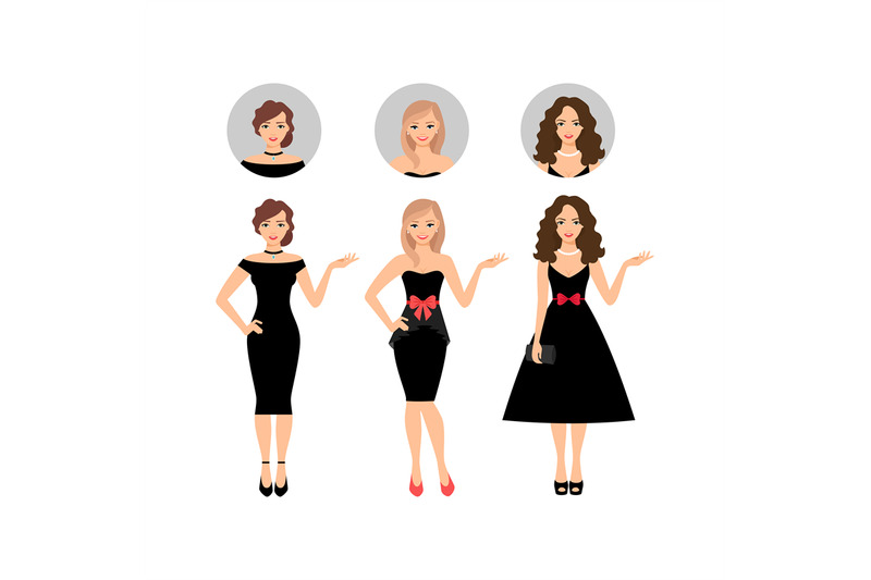 beauty-women-set