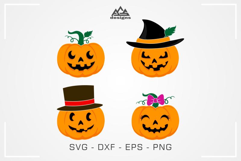 4-cute-pumpkin-halloween-svg-design