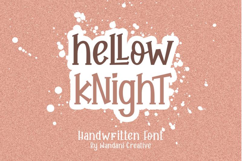 hellow-knight