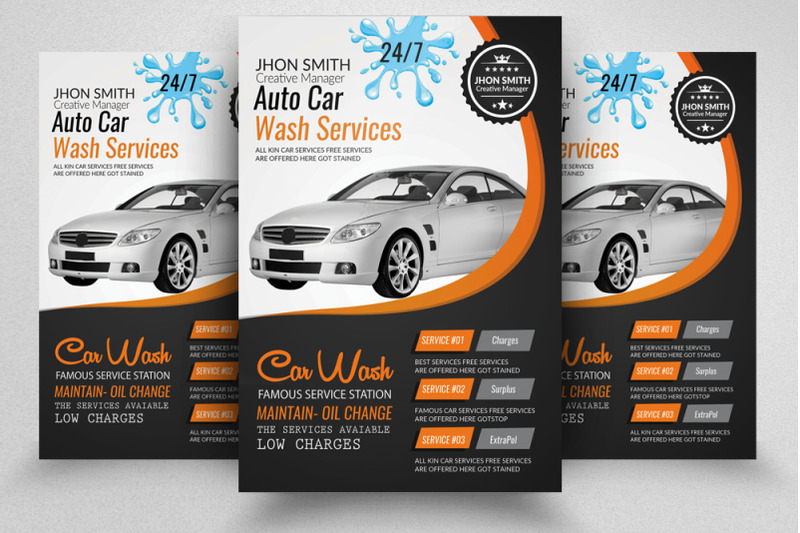 car-wash-service-flyer-template