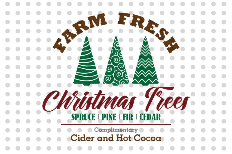 farm-fresh-christmas-trees-sign