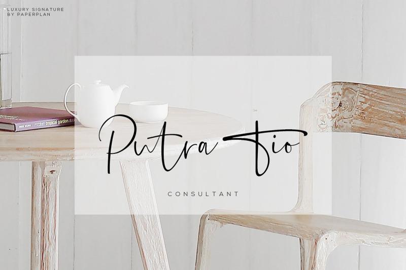 sontiro-signature-typography