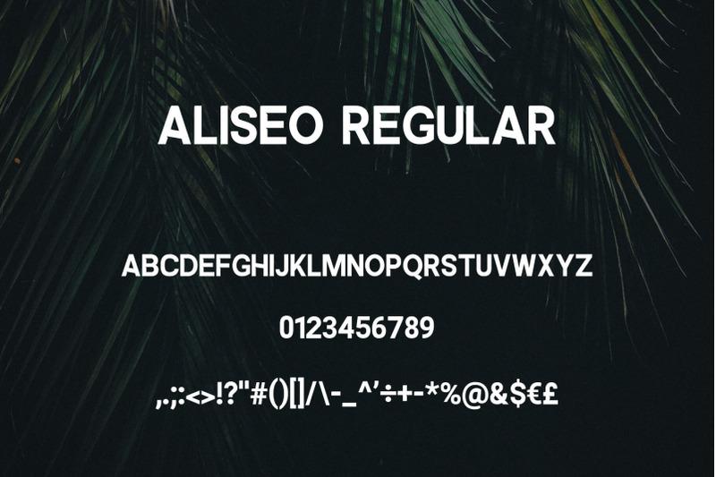 aliseo-font-family-sans-serif