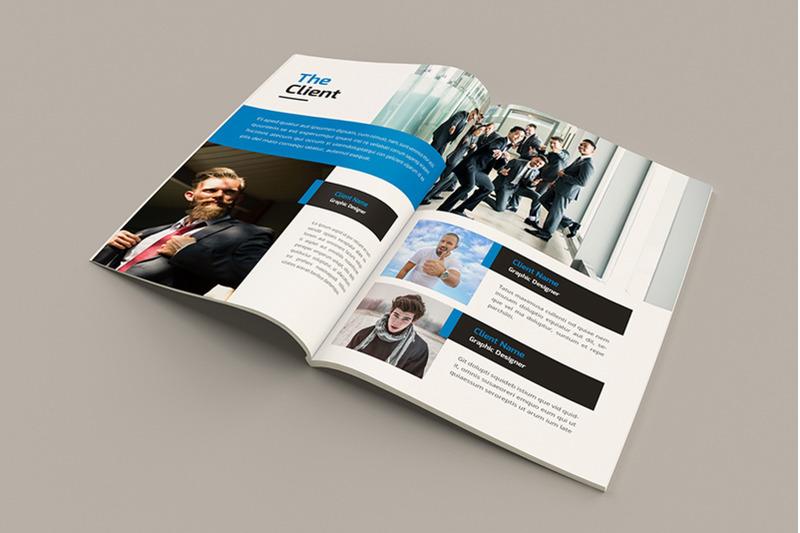 mblandang-a4-annual-report-brochure-template