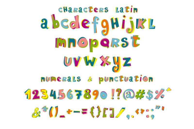 ziggy-color-font
