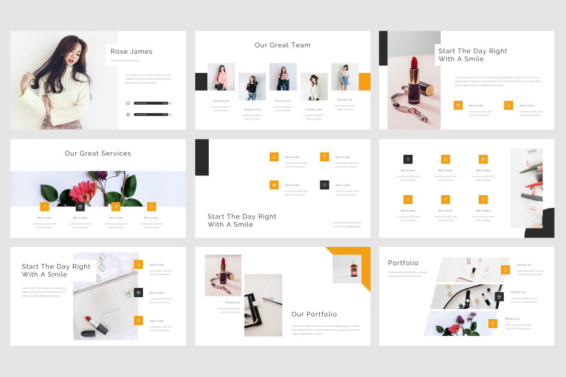 warm-a-beauty-and-cosmetics-keynote-template