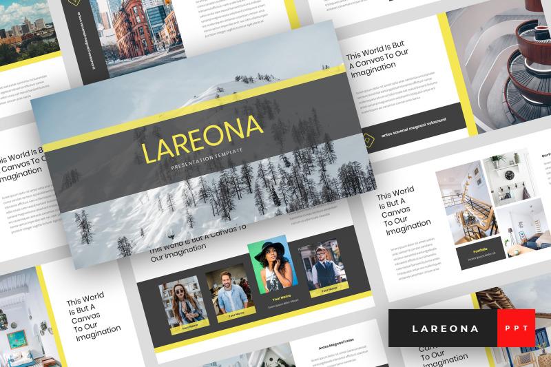 lareona-creative-powerpoint-template