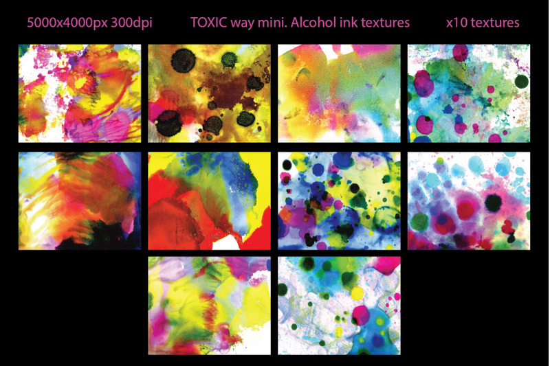 toxic-way-mini-ink-textures