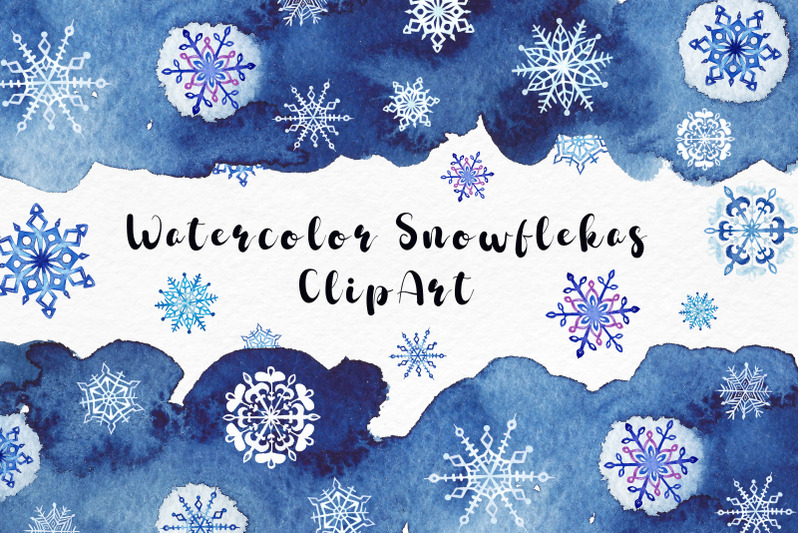watercolor-snowflakes-clipart