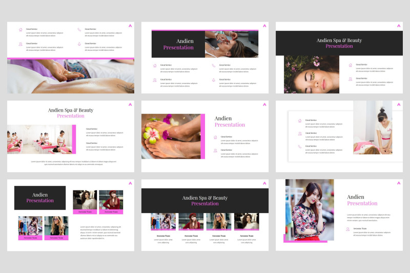 andien-spa-amp-beauty-google-slides-template