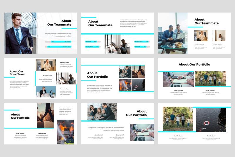 lolite-insurance-google-slides-template