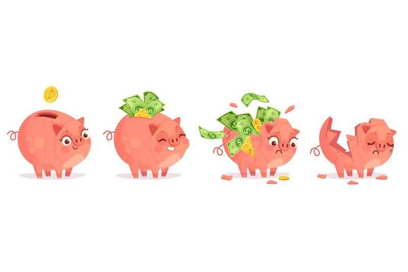cartoon-piggy-bank-savings-bank-deposit-and-save-money-investments