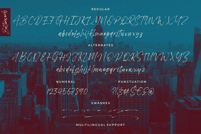 betterworks-font