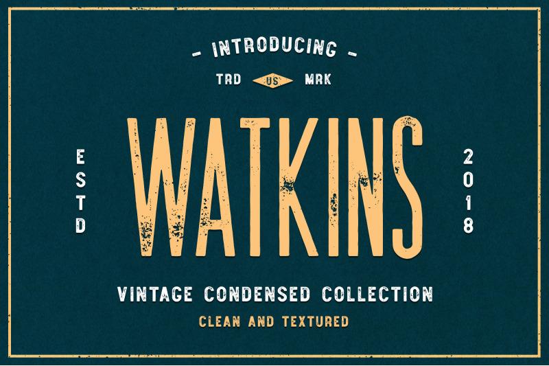 watkins-typeface