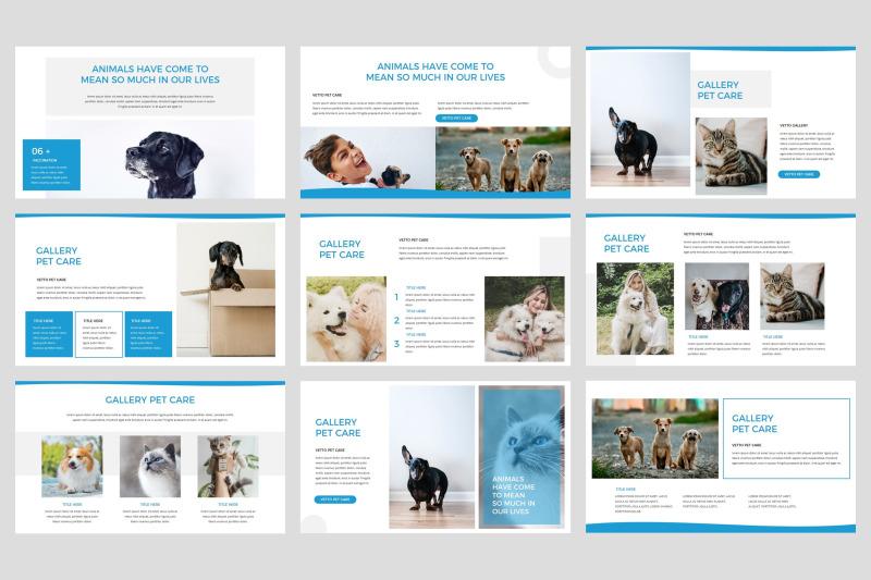 vetto-pet-care-google-slides-template