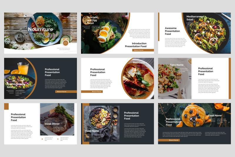nourriture-food-amp-beverages-powerpoint-template